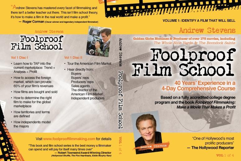 FoolProof Film Series: Volume 1