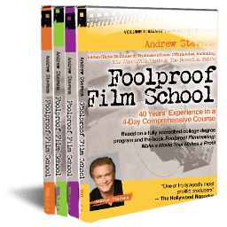 film boxes - Andrew Stevens FoolProof Filmmaking for Directors
