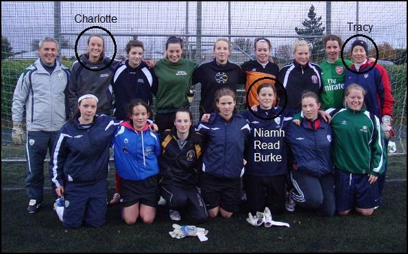 U17 & U19 National Pool GK Clinic - Dublin