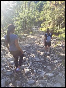 Ping hike 1