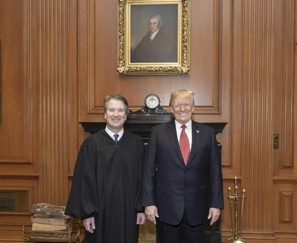 Justice kavanaugh