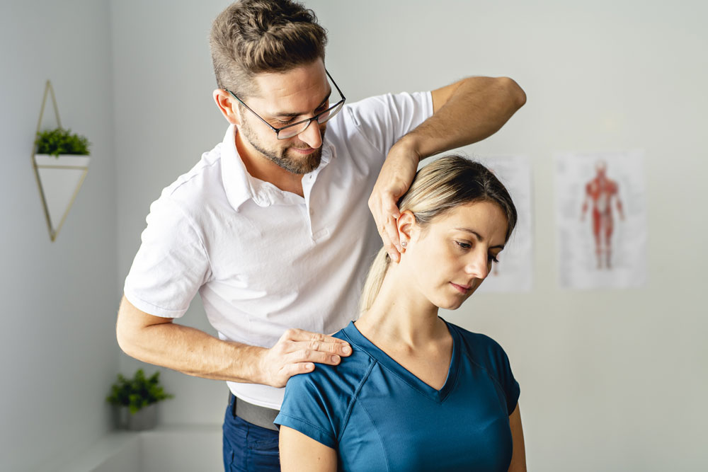 Neck Physical Therapy