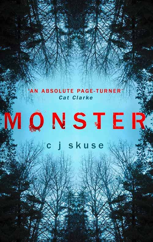 Monster Final Cover