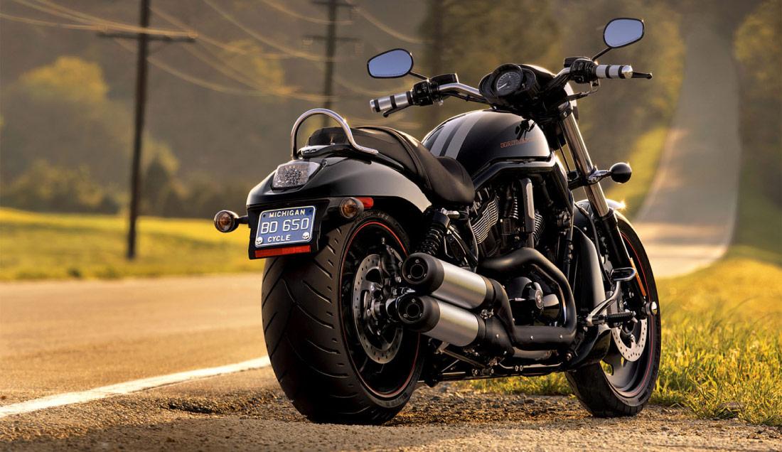 Harley-Davidson and Road