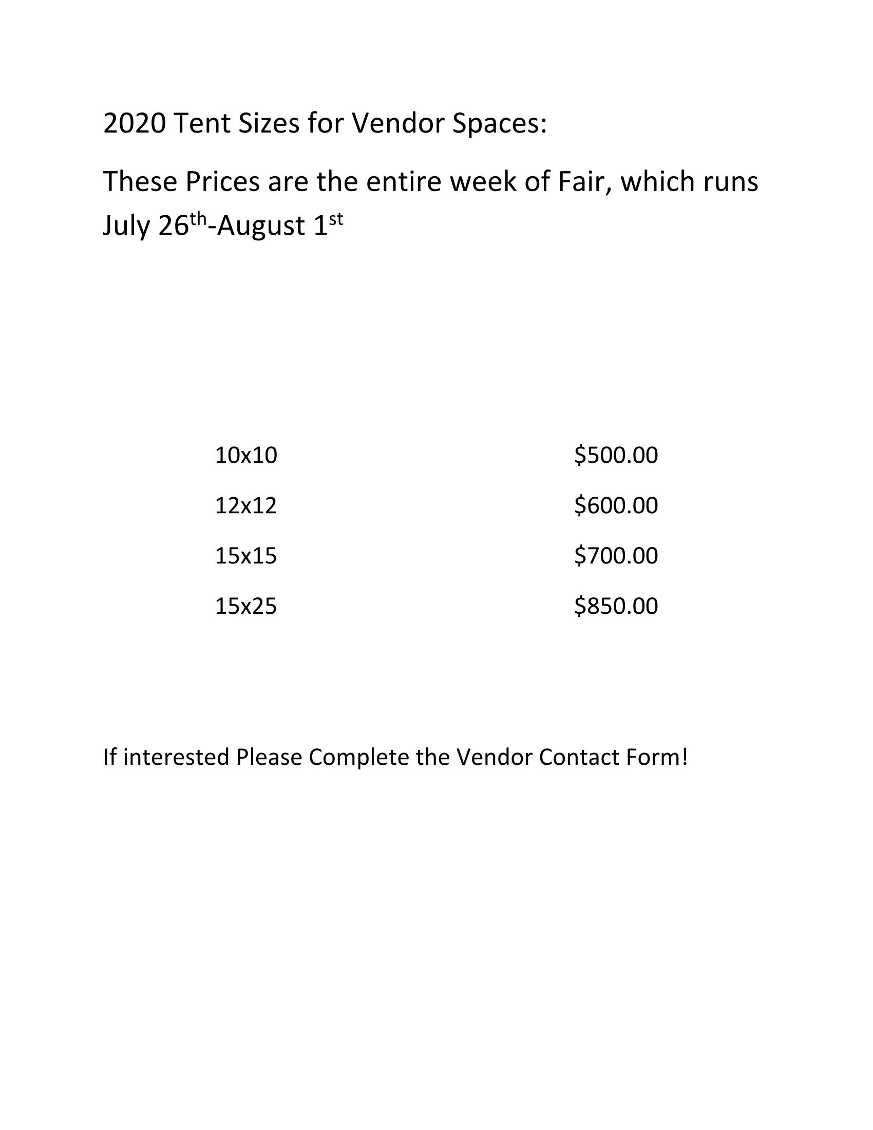 2020 Tent Prices_Page_1