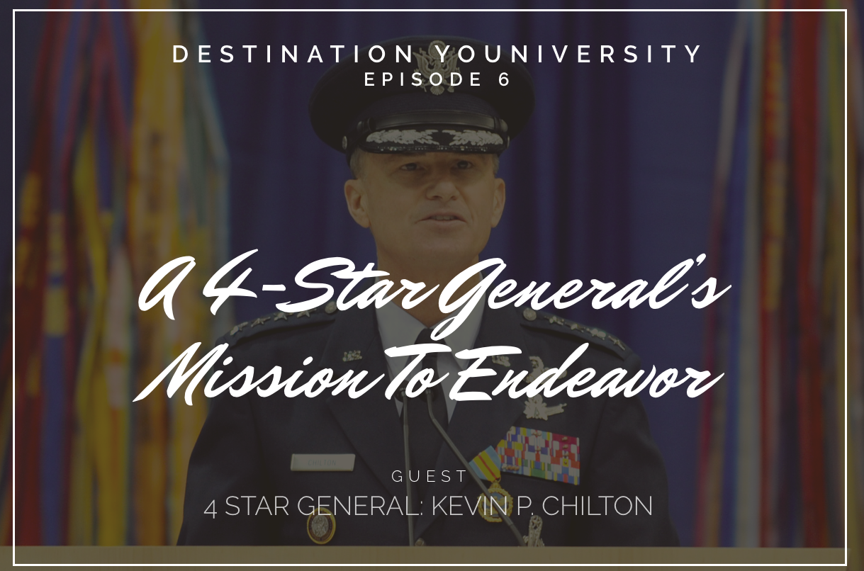 Episode 6 A 4-Star General's Mission To Endeavor