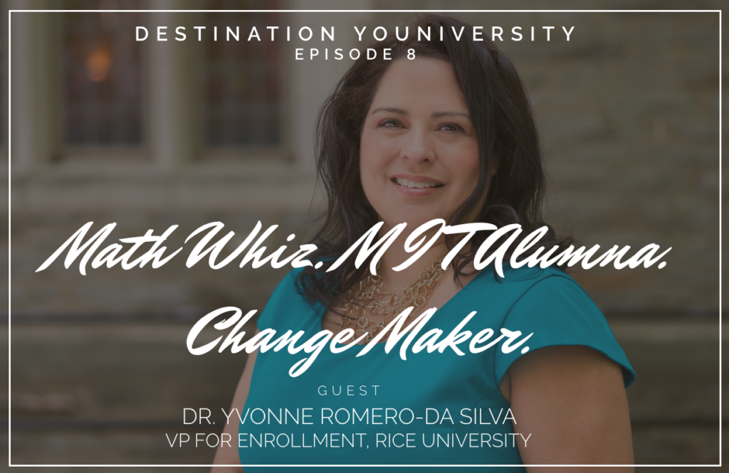 Math Whiz. MIT Alumna. Change Maker