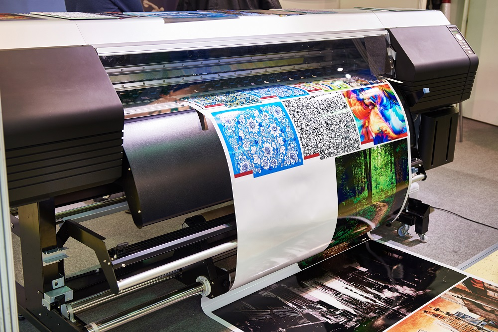 Large Format Printing by Same Day Banners Houston