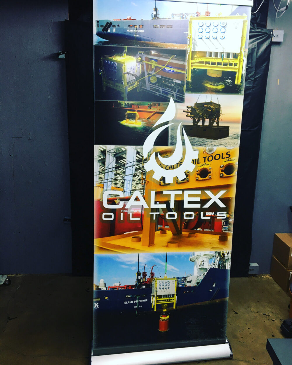 Retractable Banner Printing Houston