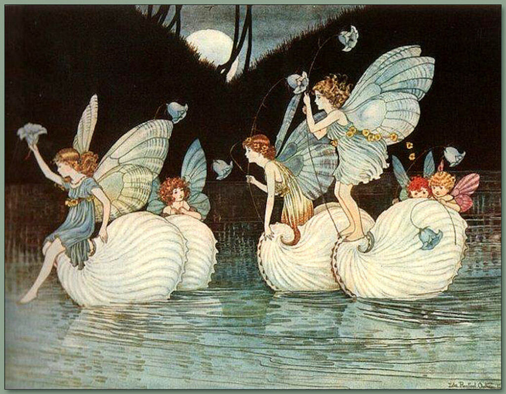 (2) 'Fairy_Islands'_from_the_book_Elves_and_Fairies_1916_by_Ida_Rentoul_Outhwaite