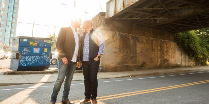 Engaged - Chris & Joe