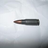 8mm Kurtz. Privi Partizan,