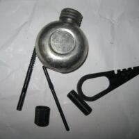 Mosin-Nagant cleaning and maintenance kit.