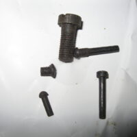 Boys Anti-tank rifle, package 5 misc. screws.
