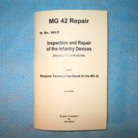 MG 42 Armorore's Manual