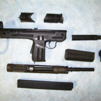 FMK spare parts set.