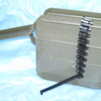 Gorynov SG-43 ammunition belt with can.