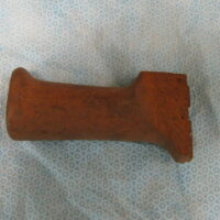 Boys Anti-Tank wooden pistol grip