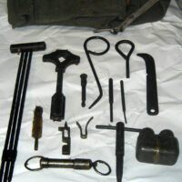 Maxim Gunners Kit Complete w/Bag