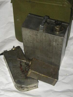 Maxim Oil and Condensation Set