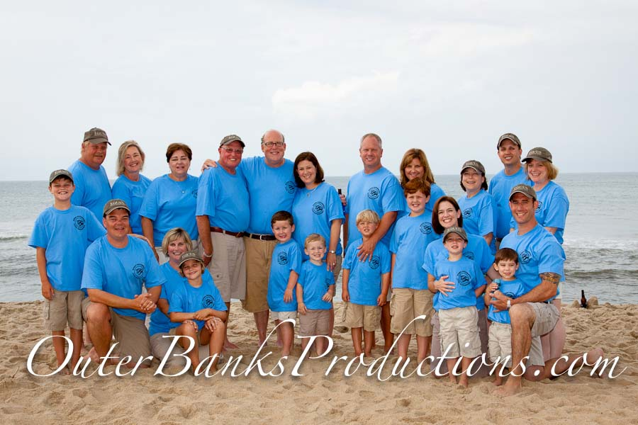 Friends and family work portraits.