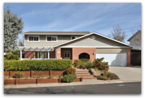 Belwood of Los Gatos two story home
