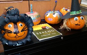 Pumpkin Contest Sereno Group