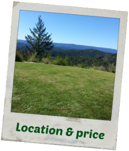Location and price