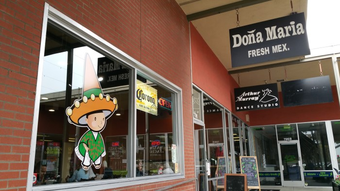 2019-03-01 Doña Maria Mexican Restaurant at Kings Court
