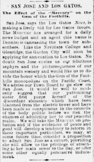 San Jose Mercury-news, Volume XLII, Number 67, 5 September 1892