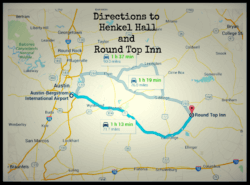 Driving directions to Art Retreat on the Prairie