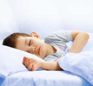 Calm Sleeping Boy