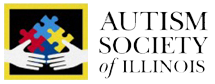 Autism Society of Illinois Logo