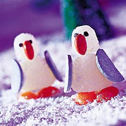 Gummy Penguins
