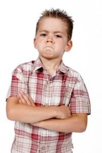 boy with ADHD