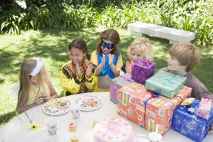 birthday party anxiety