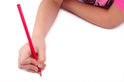 child pencil grasp