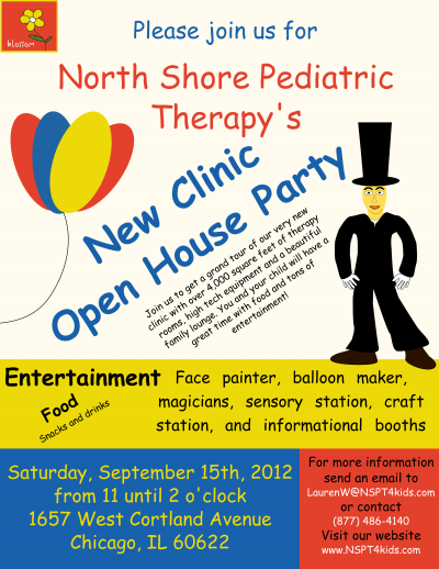 New Clinic Open House