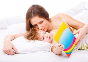Bed time strategies for child with SPD