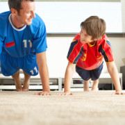 7-minute workout for kids