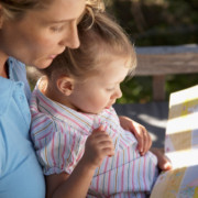 speech and language through reading