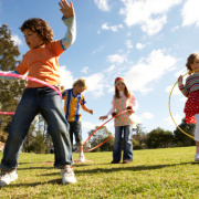 why hula hooping is a great exercise for kids
