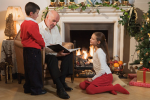 6 Classic Books to Read This Christmas Eve