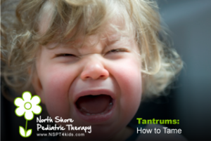 10 tips to tame tantrums