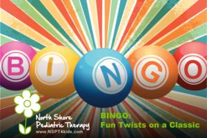 Bingo! Fun twists on a classic game