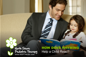 How does rhyming help your child read?