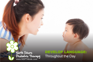 5 easy ways to encourage your babies language throughout the day