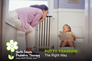 potty training the right way