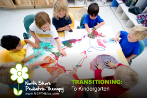 The Transition from Preschool to Kindergarten