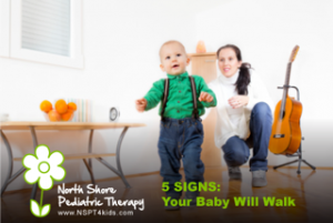 signs my child will walk